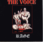 THE VOICE, RAGE, CD 194