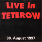 LIVE IN TETEROW, 30. AUGUST 1997, CD 378