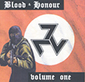 BLOOD & HONOUR, VOLUME 1, COMPILATION, CD 435
