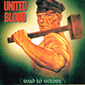UNITED BLOOD, ROAD TO VICTORY, CD 594
