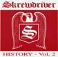 SKREWDRIVER HISTORY, VOLUME 2, CD 606