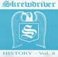 SKREWDRIVER HISTORY, VOLUME 8, CD 612