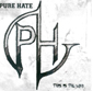 PURE HATE, THIS IS WAR, CD 775
