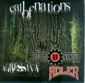 CALL OF NATIONS: ADLER / PROJECT VANDAL / AGRESSIVA 3-WAY SPLIT CD, CD 779