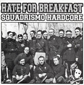 HATE FOR BREAKFAST, SQUADRISM HARDCORE, CD 877