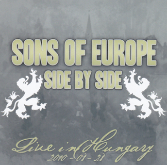SONS OF EUROPE, SIDE BY SIDE, CD 899 - Click Image to Close