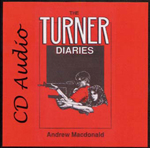 TURNER DIARIES, 8 DISC AUDIO BOOK, AB100