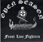 FRONTLINE FIGHTERS , OPEN SEASON, CD 180