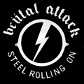 BRUTAL ATTACK, STEEL ROLLING ON, CD 291