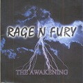 RAGE N FURY, THE AWAKENING, CD 434