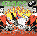 CHAOS 88, DAMAGED GOODS, CD 555