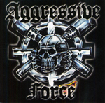 AGGRESSIVE FORCE, SELF TITLED, CD 946