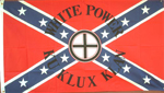 KKK CONFEDERATE FLAG, F-06