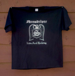 SKREWDRIVER, LIVE & KICKING SHIRT, TSH-235