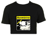 SKREWDRIVER-BACK WITH A BANG T-SHIRT, TSH-262