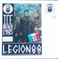 Legion 88, Ice Breakers 1985