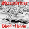 SKREWDRIVER, BLOOD & HONOUR T-SHIRT, TSH-230