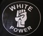 WHITE POWER T-SHIRT, TSH-238