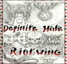 DEFINITE HATE/RIOT WING, CAROLINA SONS CD 476