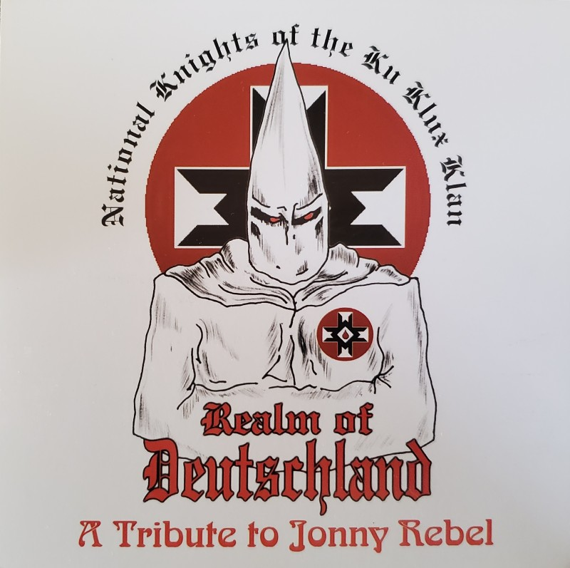 REALM OF DEUTSCHLAND A TRIBUTE TO JOHNNY REB, CD 1025