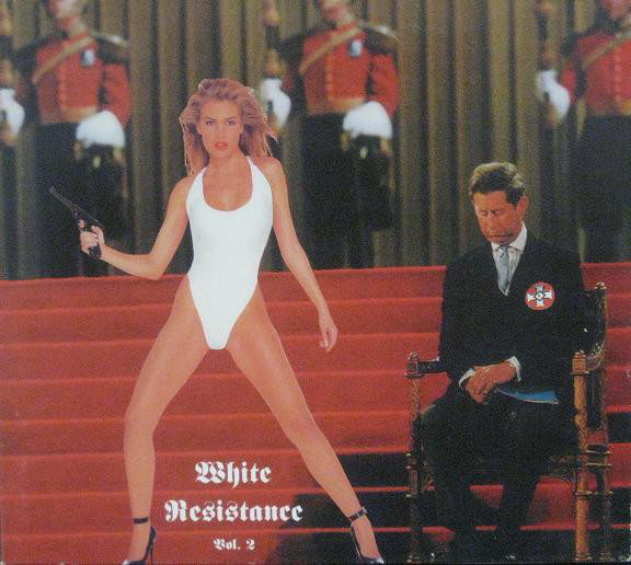 WHITE RESISTANCE, VOLUME 2 CD 247