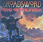 BROADSWORD, GOD OF THUNDER, CD 246