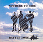 BATTLE ZONE, NOWHERE TO HIDE, CD 358