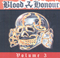 BLOOD & HONOUR, VOLUME 3, COMPILATION, CD 367