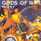 GODS OF WAR, VOL. 3 & 4, GREAT COMPILATION!!, CD 541