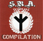 S.R.A. SKINHEADS, COMPILATION, CD 642