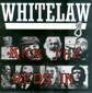 WHITE LAW, KICK THE REDS IN CD 782
