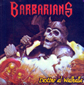 "BARBARIANS, DESTINO AL ""WALHALLA CD 948"