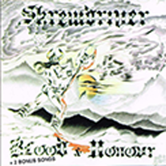 SKREWDRIVER, BLOOD AND HONOUR, CD 157 - Click Image to Close
