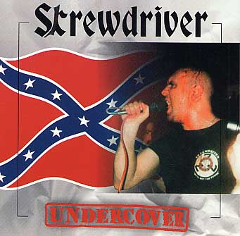 SKREWDRIVER, UNDERCOVER, CD 289 - Click Image to Close