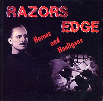RAZORS EDGE, HEROES AND HOOLIGANS, CD 726 - Click Image to Close