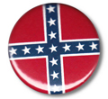 CONFEDERATE FLAG BUTTON, B-102