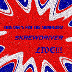 SKREWDRIVER, THIS ONE'S FOR THE SKINHEADS- CD 236