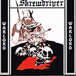 SKREWDRIVER, WARLORD, CD 277