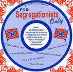 FOR SEGREGATIONISTS ONLY, COMPILATION, CD 348