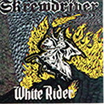 SKREWDRIVER, WHITE RIDER, CD 355