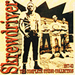SKREWDRIVER, 1977-83 THE COMPLETE STUDIO COLLECTION, CD 448