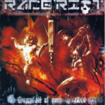 RACE RIOT, DOWNFALL OF YOUR INFECTED WORLD, CD 755