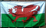 WELSH FLAG, F-33