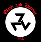 BLOOD & HONOUR USA SHIRT, TSH-227
