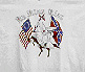 THE KU KLUX KLAN T-SHIRT, TKK-34