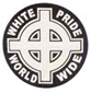 WHITE PRIDE WORLD WIDE SHIRT, TSH-236