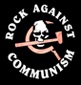 ROCK AGAINST COMMUNISM T-SHIRT, TSH-268